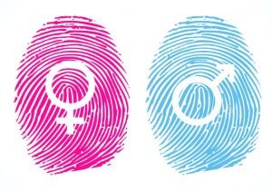 ser hombre o mujer