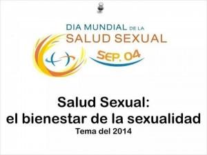 dia de la salud sexual 2014